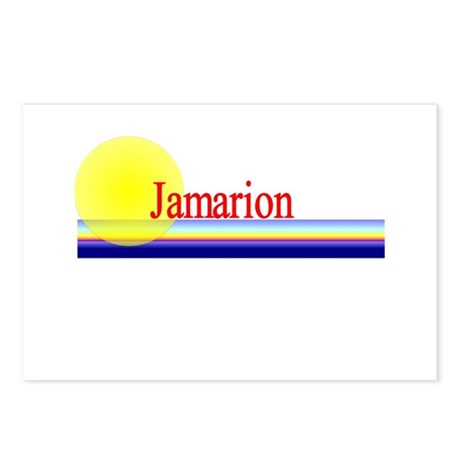 Jamarion Postcards (Package of 8)
