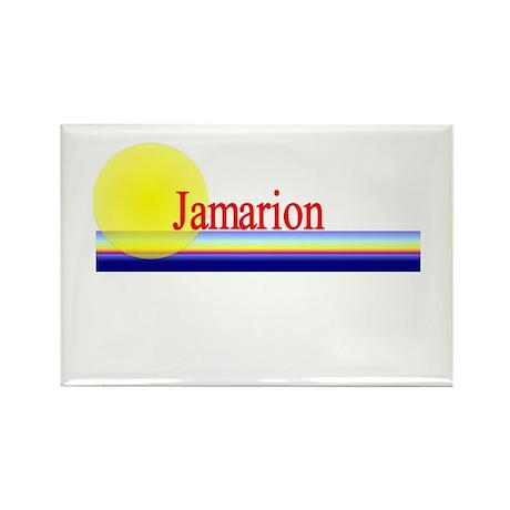 Jamarion Rectangle Magnet (10 pack)