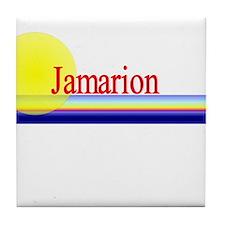 Jamarion Tile Coaster