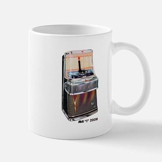 """AMI """"I"""" 200M Mug"""