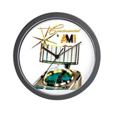 Continential by AMI Wall Clock