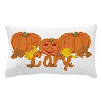 Halloween Pumpkin Cory Pillow Case