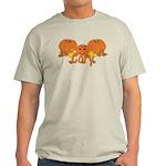 Halloween Pumpkin Cory Light T-Shirt