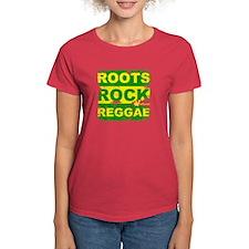 Roots Rock Reggae Women's T-Shirt