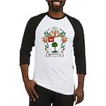 MacEnchroe Coat of Arms Baseball Jersey