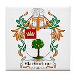 MacEnchroe Coat of Arms Tile Coaster