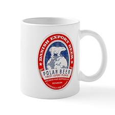 Denmark Beer Label 1 Mug
