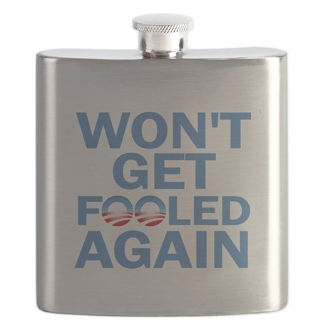 Wont Get Fooled Again Flask