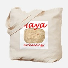 Maya archaeology - Architect Glyph Tote Bag