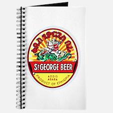 Ethiopia Beer Label 4 Journal