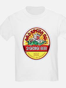 Ethiopia Beer Label 4 T-Shirt