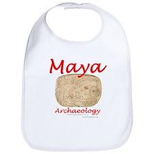 Maya archaeology - Architect Glyph Bib