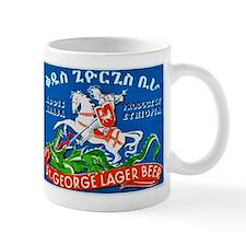 Ethiopia Beer Label 3 Mug
