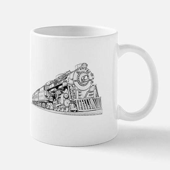 Polar Express Train Mug