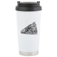Polar Express Train Travel Mug