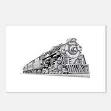 Polar Express Train Postcards (Package of 8)
