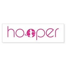 Hoopnotica Hooper Bumper Bumper Sticker