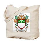 MacDrury Coat of Arms Tote Bag