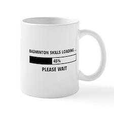 Badminton Skills Loading Mug