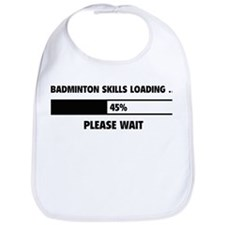 Badminton Skills Loading Bib