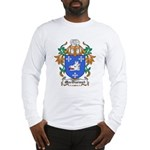 MacDiarmot Coat of Arms Long Sleeve T-Shirt