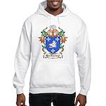 MacDiarmot Coat of Arms Hooded Sweatshirt