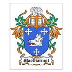 MacDiarmot Coat of Arms Small Poster
