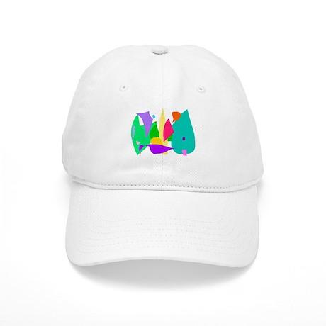 Imagination Dream Animal Child Soft Green Cap