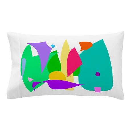 Imagination Dream Animal Child Soft Green Pillow C