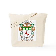MacDevitt Coat of Arms Tote Bag