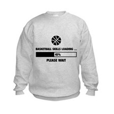 Basketball Skills Loading Sweatshirt