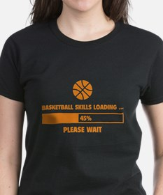 Basketball Skills Loading Tee