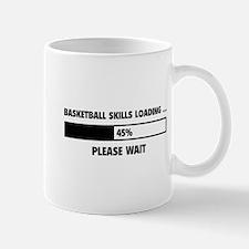 Basketball Skills Loading Mug
