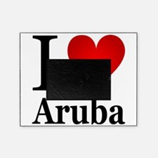 ilovearuba.png Picture Frame
