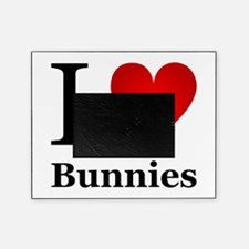 I Love Bunnies Picture Frame