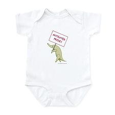 Anteater Pride Infant Creeper