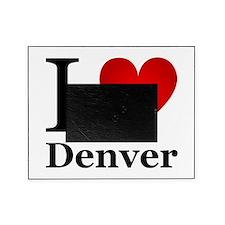 I Love Denver Picture Frame