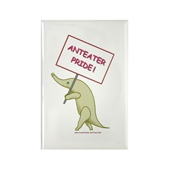 Anteater Pride Rectangle Magnet