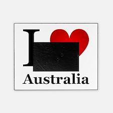 I Love Australia Picture Frame