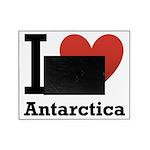 i-love-antartica-light-tee.png Picture Frame