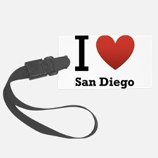 i-love-san-diego.png Luggage Tag