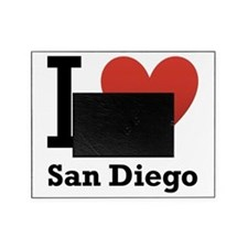 i-love-san-diego.png Picture Frame