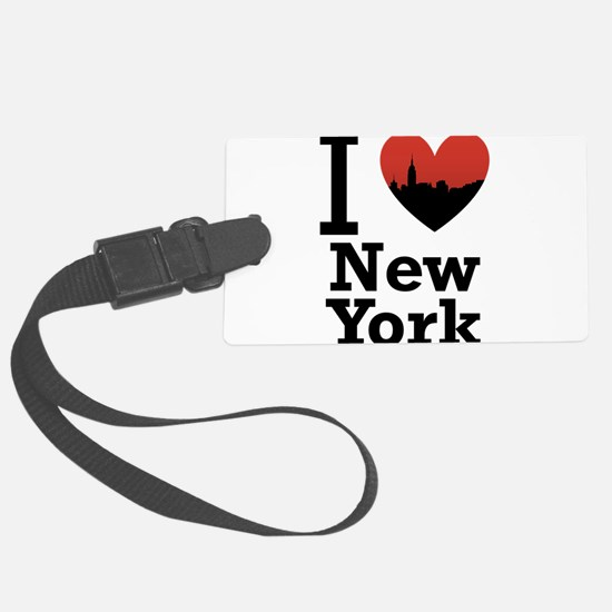 I love New York Luggage Tag