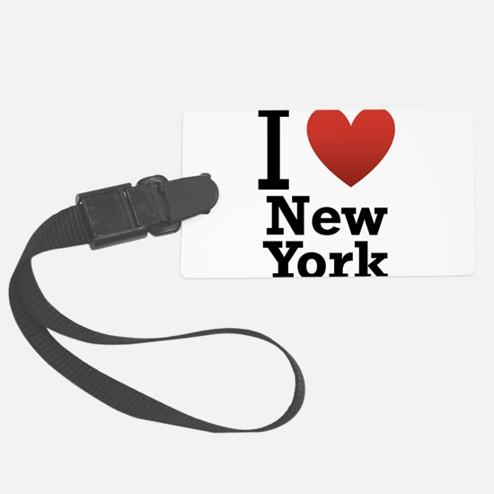 i-love-new-york.png Luggage Tag