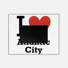 I-Love-Atlantic-City.png Picture Frame