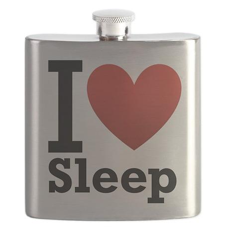 I love Sleep Flask