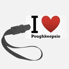i-love-poughkeepsie.png Luggage Tag