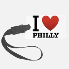 i-love-philly.png Luggage Tag