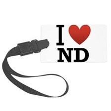 I-love-North-Dakota.png Luggage Tag