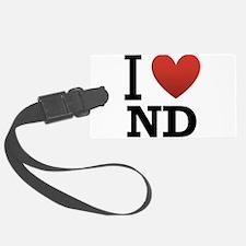 I-love-North-Dakota.png Luggage Tag